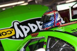 Helmet of Danica Patrick, Stewart-Haas Racing Chevrolet
