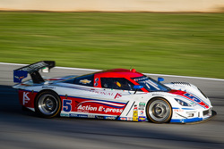 #5 Action Express Racing Corvette DP: Christian Fittipaldi, Joao Barbosa