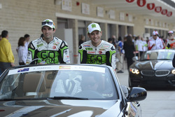 Bryan Staring and Alvaro Bautista, Go & Fun Honda Gresini