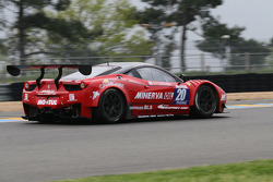#20 SOFREV ASP Ferrari 458 Italia: Jean-Luc Beaubelique, Soheil Ayari