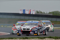 Mehdi Bennani, BMW E90 320 TC, Proteam Racing and Tom Coronel, BMW E90 320 TC, ROAL Motorsport