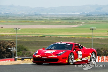 #784 Ferrari of Fort Lauderdale 458CS: Roberto Cava