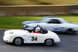 George Balbach, Porsche 356