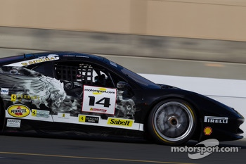 #14 Ferrari of San Diego Ferrari 458: Brent Lawrence