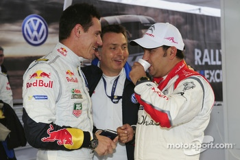 Julien Ingrassia and Daniel Elena