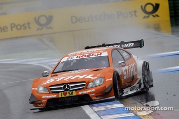 Robert Wickens, HWA, DTM Mercedes AMG C-Coup