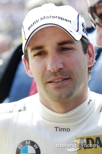 Timo Glock, BMW Team MTEK BMW M3 DTM