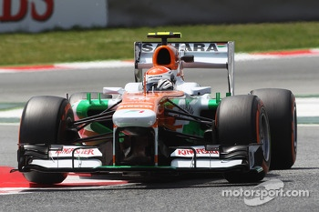 Adrian Sutil, Sahara Force India