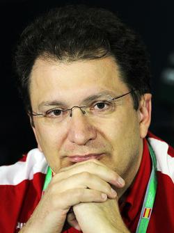 F1: Nicholas Tombazis, Ferrari Chief Designer