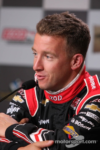 A.J. Allmendinger, Team Penske Chevrolet