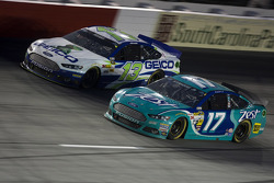 Ricky Stenhouse Jr. and Casey Mears