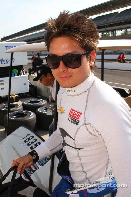Sebastian Saavedra, Dragon Racing Chevrolet