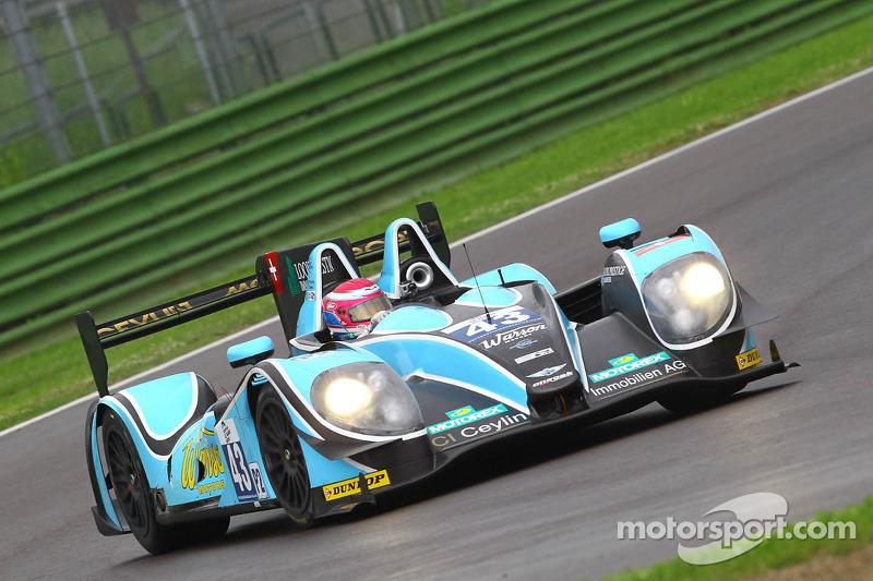#43 Morand Racing Morgan Judd: Natacha Gachnang, Franck Mailleux