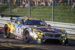 #25 Marc VDS Racing BMW Z4 GT3 (SP9): Henri Moser, Markus Palttala, Bas Leinders, Richard Göransson