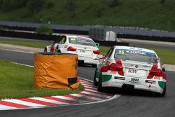 Mehdi Bennani, BMW E90 320 TC, Proteam Racing