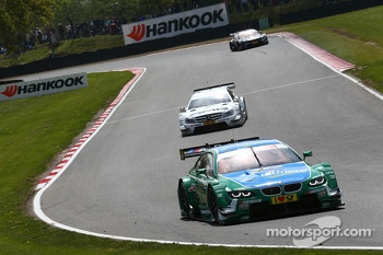Augusto Farfus, BMW Team RBM. BMW M3 DTM