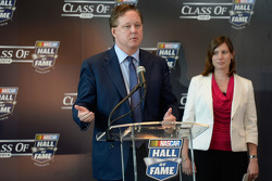 Brian France Chairman and CEO of NASCAR