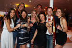 Michiel Mol, Sahara Force India F1 Team Co-Owner and guests at the Signature F1 Monaco Party