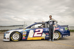 Brad Keselowski Michigan promotion