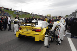 The Car of Timo Glock, BMW Team MTEK BMW M3 DTM