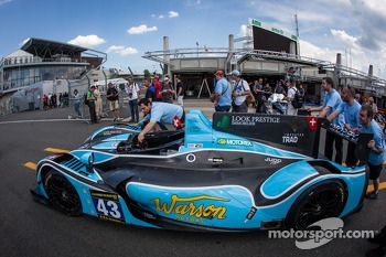 #43 Morand Racing Morgan LMP2-Judd