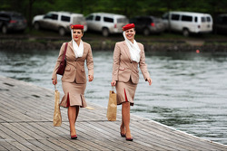 Emirates Stewardesses