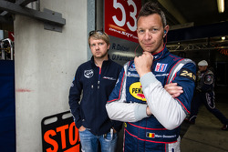 Ryan Dalziel and Marc Goossens