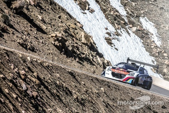 Pikes Peak test day