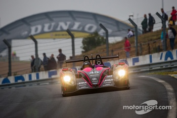#45 OAK Racing Morgan LMP2-Nissan: Jacques Nicolet, Jean-Marc Merlin, Philippe Mondolot