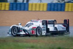 #2 Audi Sport Team Joest Audi R18 e-tron quattro: Loic Duval