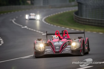 #24 OAK Racing Morgan LMP2-Nissan: Olivier Pla, David Heinemeier Hansson, Alex Brundle