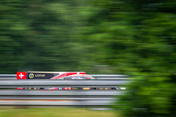 #13 Rebellion Racing Lola B12/60 Coupe-Toyota: Mathias Beche, Congfu Cheng, Andrea Belicchi