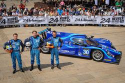 #30 HVM Status Grand Prix Lola B12/80 Coupe Judd: Jonathan Hirschi, Tony Burgess, Johnny Mowlem