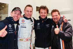 Allan Simonsen, with Christoffer Nygaard, Kristian Poulsen