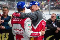 Loic Duval with Dr. Wolfgang Ullrich