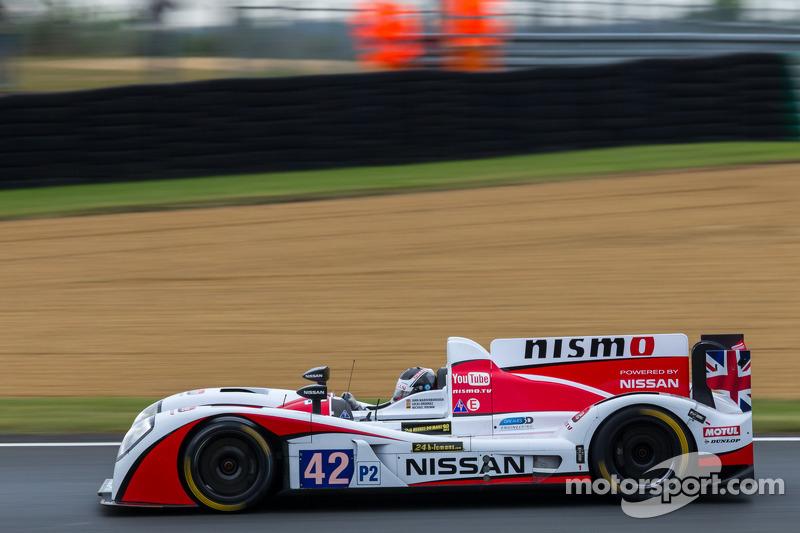 #42 Greaves Motorsport Zytek Z11SN Nissan: Lucas Ordonez, Jann Mardenborough, Michael Krumm