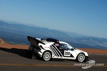 #200 Ford RS 200 Evolution: Mark Rennison