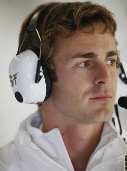 James Rossiter, Sahara Force India F1 Simulator Driver