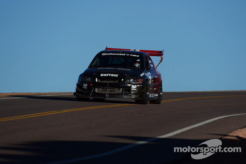 #156 Mitsubishi Lancer Evolution: David Kern