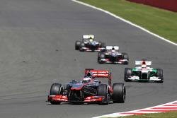 Jenson Button McLaren MP4-28
