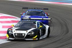 #6 Phoenix Racing: Harold Primat, Oliver Jarvis, Christopher Haase, Audi R8 LMS Ultra