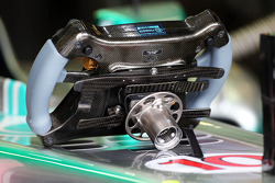 Steering wheel for Lewis Hamilton, Mercedes AMG F1