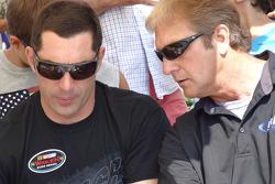 Max Papis and Rick Crawford