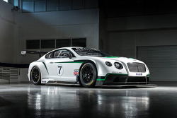 Bentley Continental GT3 reveal
