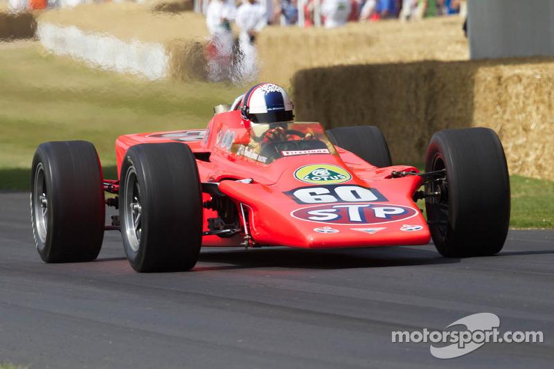 Eddie Cheever, Lotus-Pratt & Whitney 56 'STP Special'
