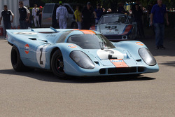 Mark Finburgh, Porsche 917K