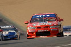 Ex Matt Neal 1998 Super Touring Nissan Primera driven by Dave Jarman