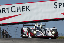 #6 Muscle Milk Pickett Racing HPD ARX-03c: Klaus Graf, Lucas Luhr