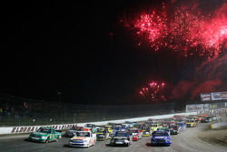 NASCAR-TRUCK: The field makes its way to the start