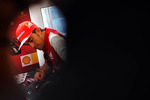 Fernando Alonso, Ferrari plays the Ferrari Shell Lego Challenge